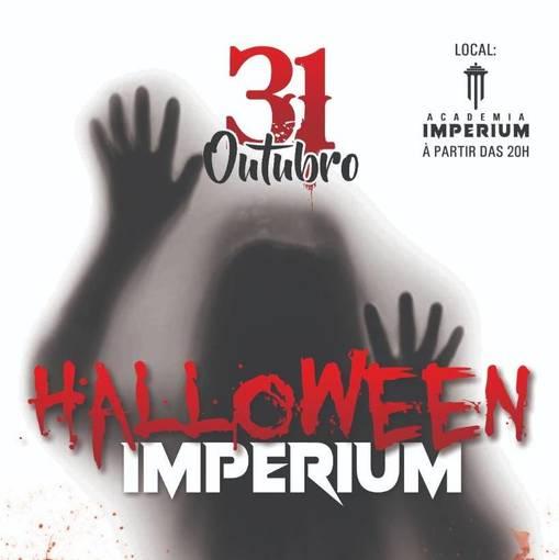 1º Hallowen Imperium on Fotop