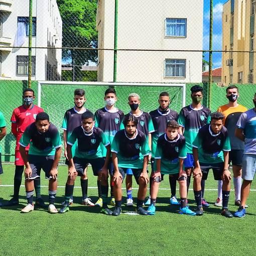 Escolinha de Futebol do Coreu - Amistoso : América x Flamengo on Fotop