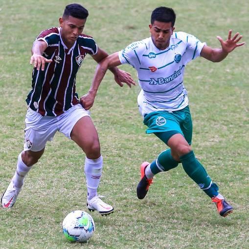 Fluminense x Juventude - Campeonato Brasileiro de Aspirantes on Fotop