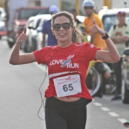 Corrida Love Run on Fotop