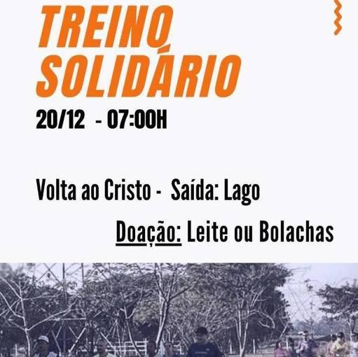TREINO SOLIDARIO on Fotop