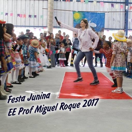 Festa Junina E.E. Prof. Miguel Roque on Fotop