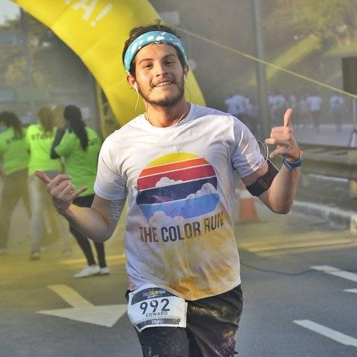 The Color Run Dreams São Paulo no Fotop