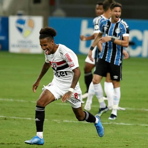 Grêmio x São Paulo no Fotop