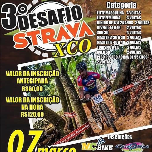 3° DESAFIO STRAVA XCO on Fotop