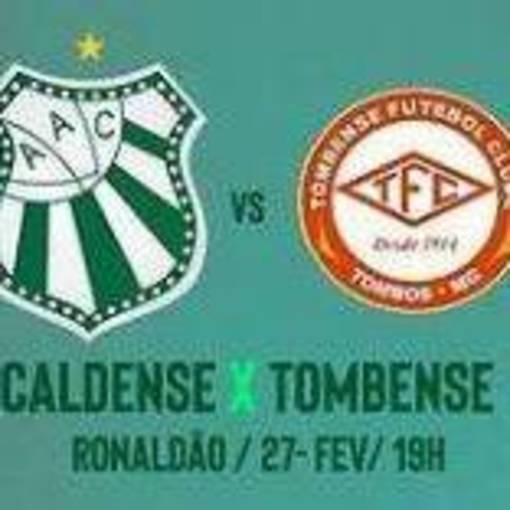 Caldense X Tombense - Mineiro - 27/02/21sur Fotop