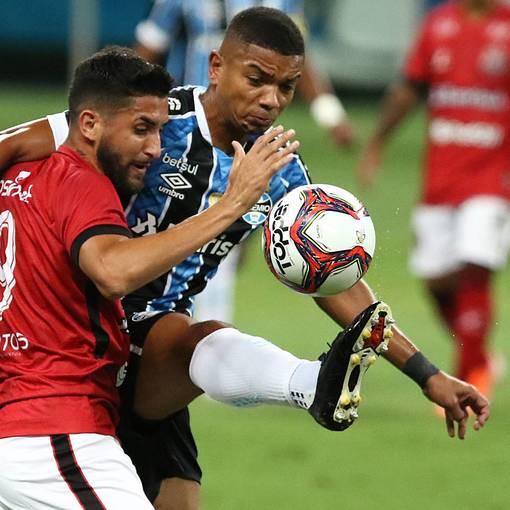 Grêmio x Brasil no Fotop