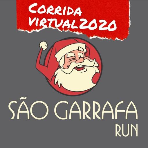 São Garrafa Run 2020- Corrida virtualsur Fotop