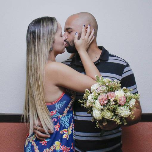 Mayra e Ricardo on Fotop