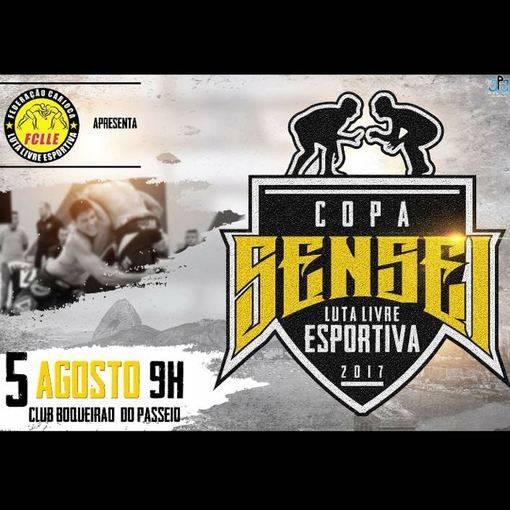 Copa Sensei - Luta Livre EsportivaEn Fotos