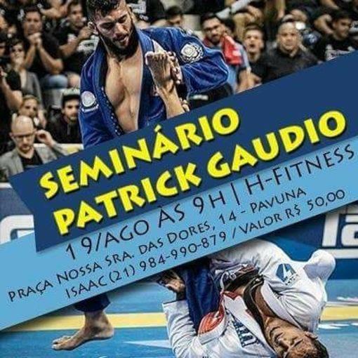 Seminário Patrick Gaudio on Fotop