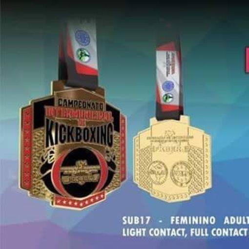 Campeonato Intermunicipal de KickboxingEn Fotos