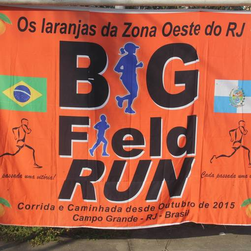 Treinão  Corrida e Caminhada Big Field Run on Fotop
