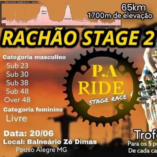 Rachão Stage 2 P.A. Ride on Fotop