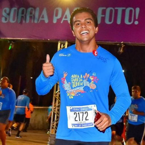 Night Run Etapa Blue / SP no Fotop