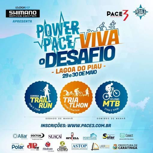 Power Pace Viva o Desafio - Lagoa do Piau on Fotop