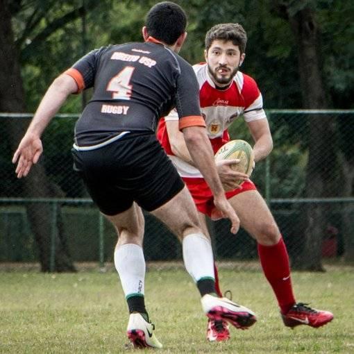 Jogo Rugby / Direito Mackenzie vs Direito USP on Fotop