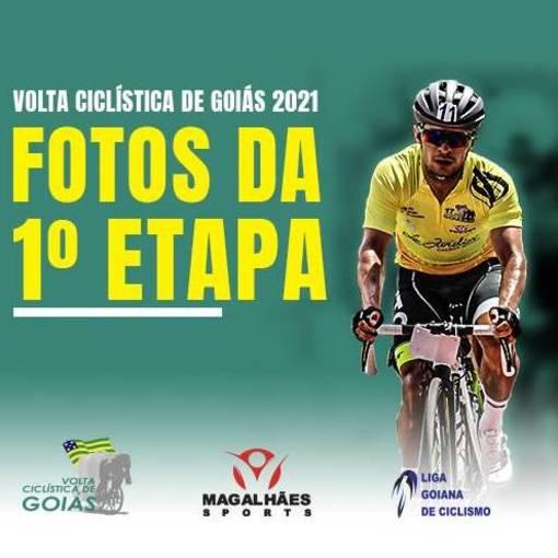 Volta de Goiás de Ciclismo - 1ª Etapa: Caldas Novas / Morrinhos / Caldas Novas – 110 km on Fotop