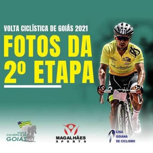 Volta Ciclística de Goiás 2021 - 2ª etapa: Caldas Novas / Ipameri / Caldas Novas – 140 km on Fotop
