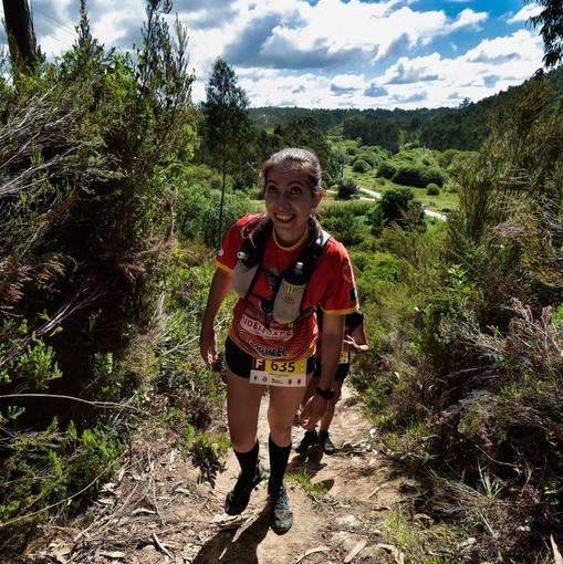Trail Encostas do Mondego no Fotop