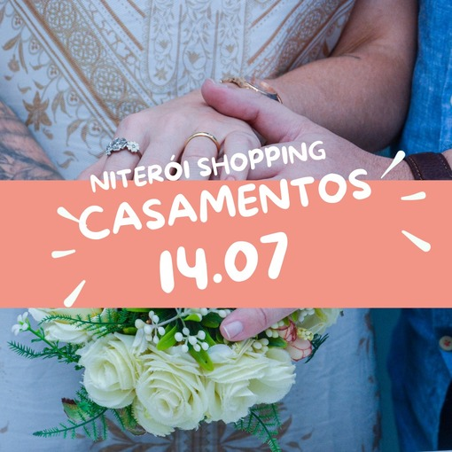 Casamento Niterói Shopping 13 andar no Fotop