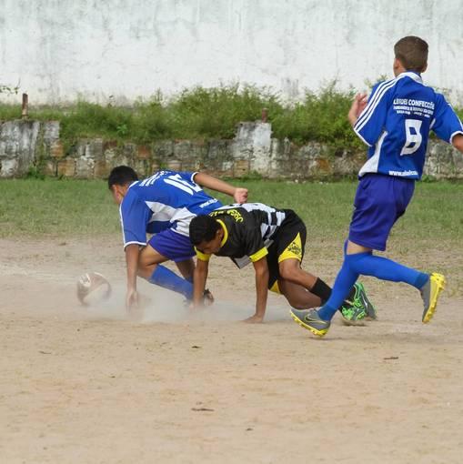 Copa Metropolitana Sub 15 e Sub 17  on Fotop