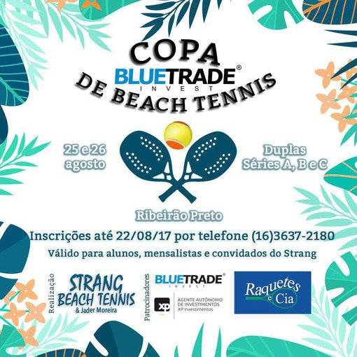 Copa Blue Trade de BeachTenis no Fotop