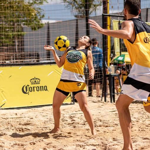 Futevôlei - Campeonato Manakai Misto Iniciante  on Fotop