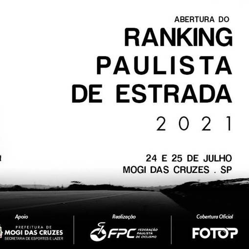 1ª Etapa Abertura do Ranking Paulista de Estrada (domingo) no Fotop