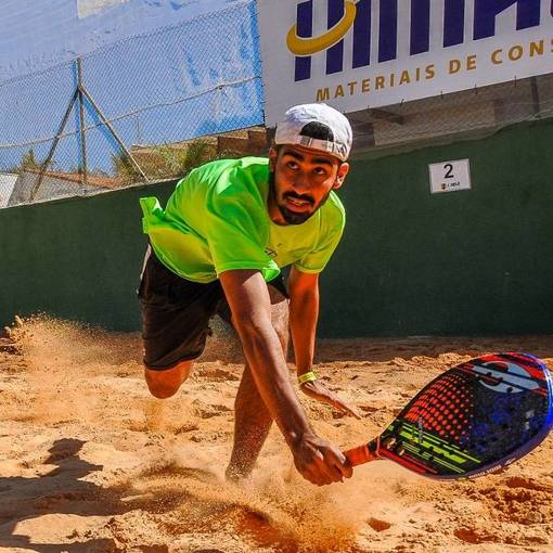 1ª Etapa do Circuito Aberto de Beach Tênis L'ARENA 2021  on Fotop
