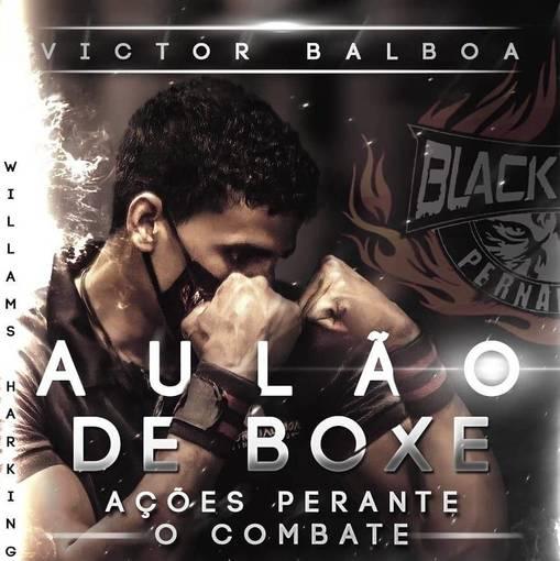 Victor Balboa - Auläo - Ações perante o combateEn Fotop