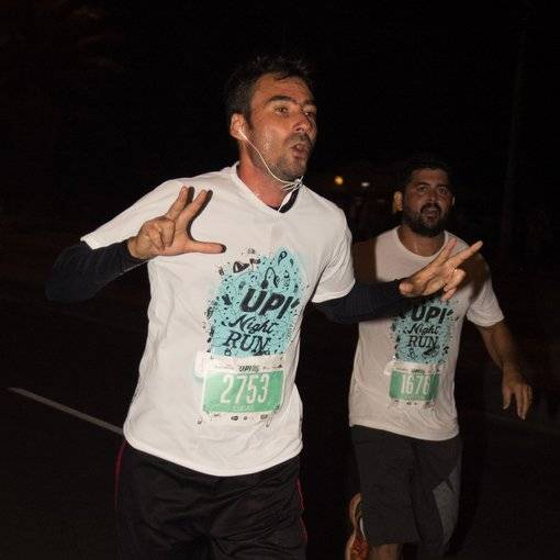 Up Night Run 2017 - Rio de Janeiro  on Fotop