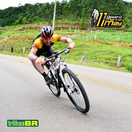 11. Desafio Márcio May de Ciclismo de Estrada e Mountain Bike no Fotop