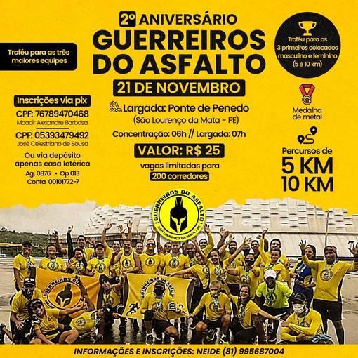 2 ANIVERSÁRIO GUERREIROS DO ASFALTO no Fotop