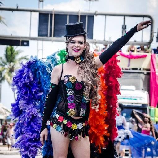 16ª Parada da Diversidade de Pernambuco 2017 on Fotop