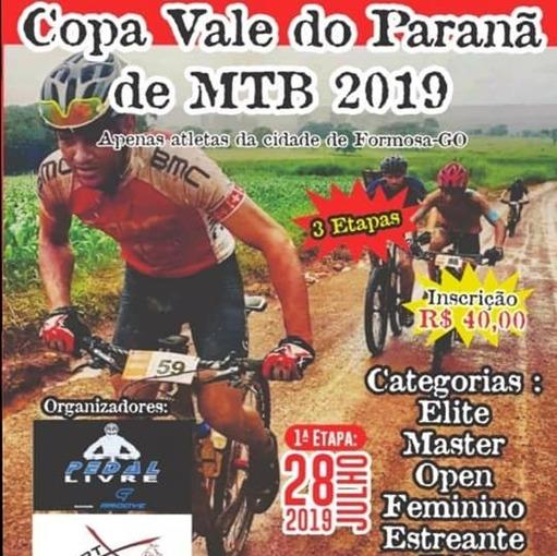 COPA VALE DO PARANA DE MTB 2019/21 on Fotop