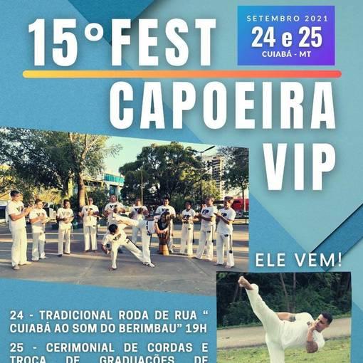 15º FEST CAPOEIRA VIP on Fotop