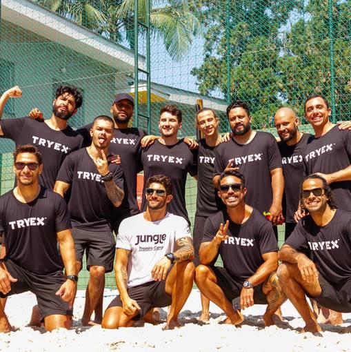 Posto 011 - Jardins - 12/09 - Treino Funcional  on Fotop