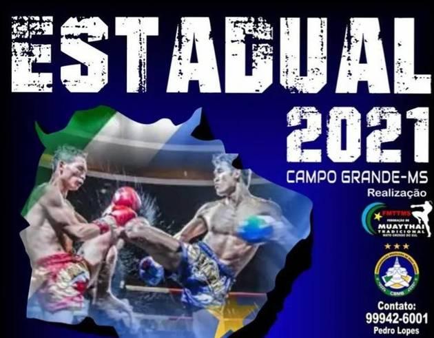 Campeonato Estadual de Muay Thai MS 2021 on Fotop