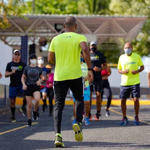 Corrida e caminhada - Life Runners on Fotop