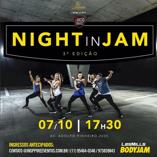 Night in Jam on Fotop