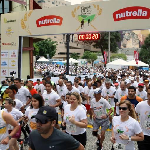 Corrida e Caminhada Trigo É Saúde on Fotop