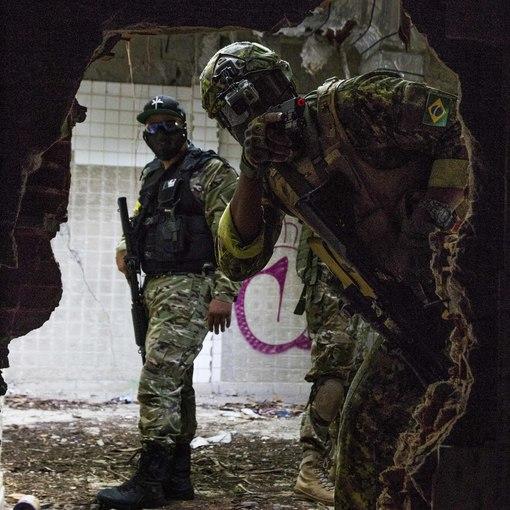 Operação Green Zone - JPA AirSoftEn Fotos