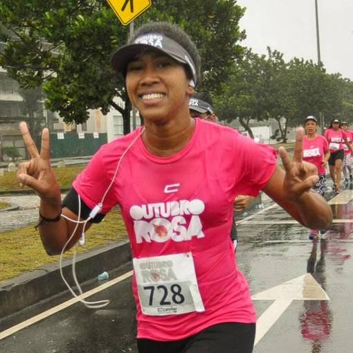 Corrida e Caminhada Outubro Rosa no Fotop