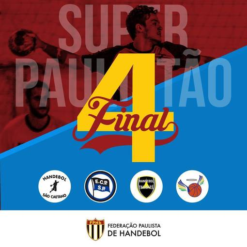 Final Four = Finais e Semi  Finais Adulto Masc de Handebol no Fotop