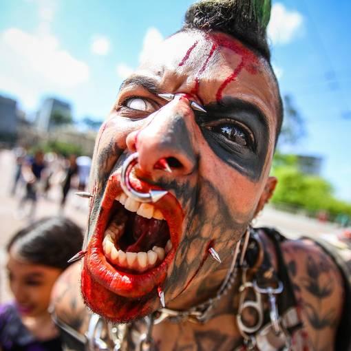 Zombie Walk SP 2017 on Fotop