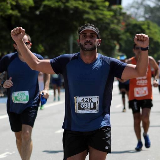 24ª Maratona Internacional de São Paulo on Fotop