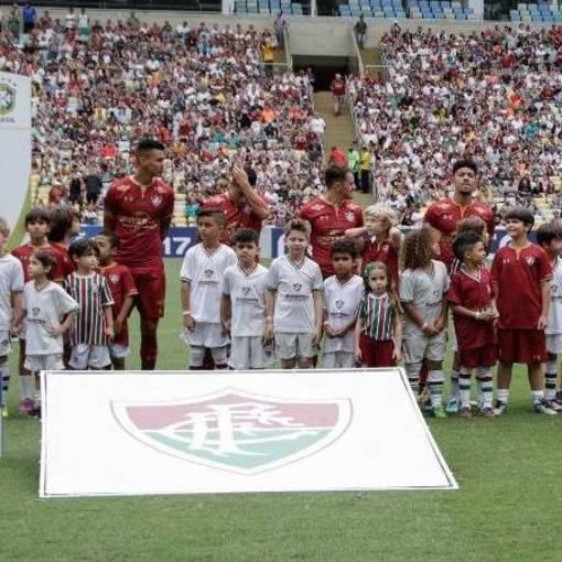 Fluminense x Bahia - Maracanã no Fotop
