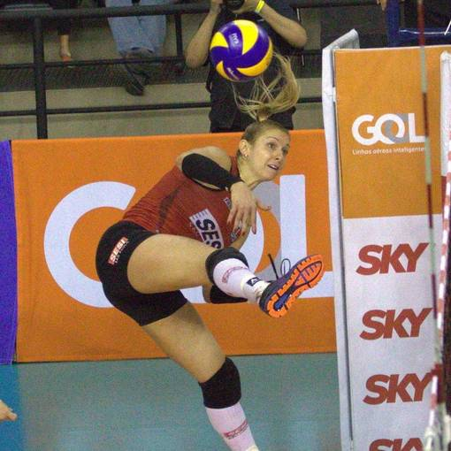 Superliga Feminina de Volei SESI SP x Hinode Barueri on Fotop