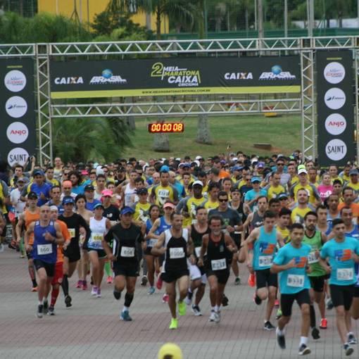 Meia Maratona de Criciúma no Fotop